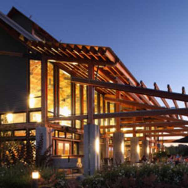 Burnaby Riverway Clubhouse Exterior