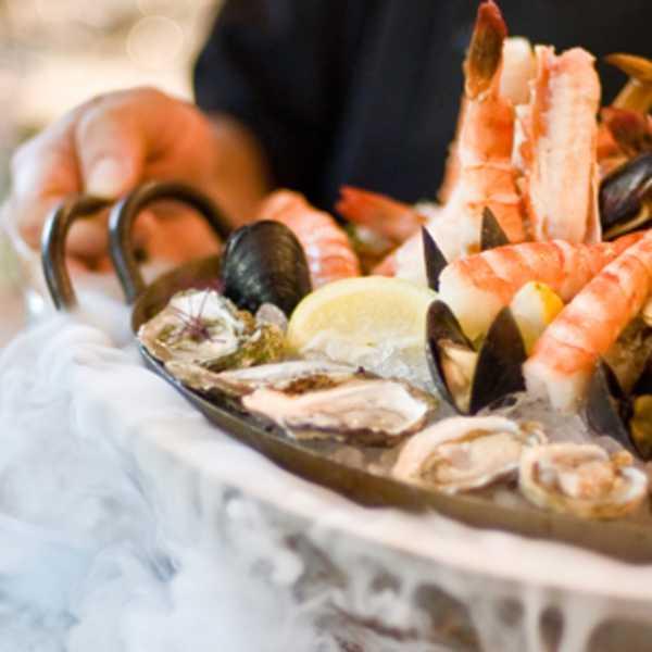 COAST Seafood Platter