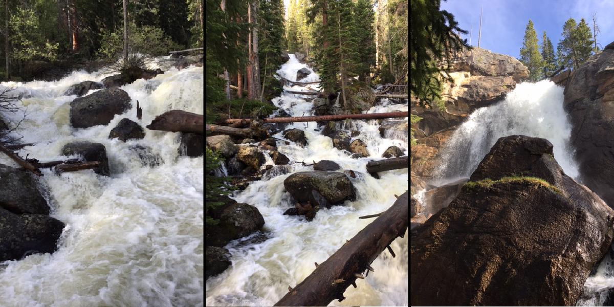 Waterfall Threeby