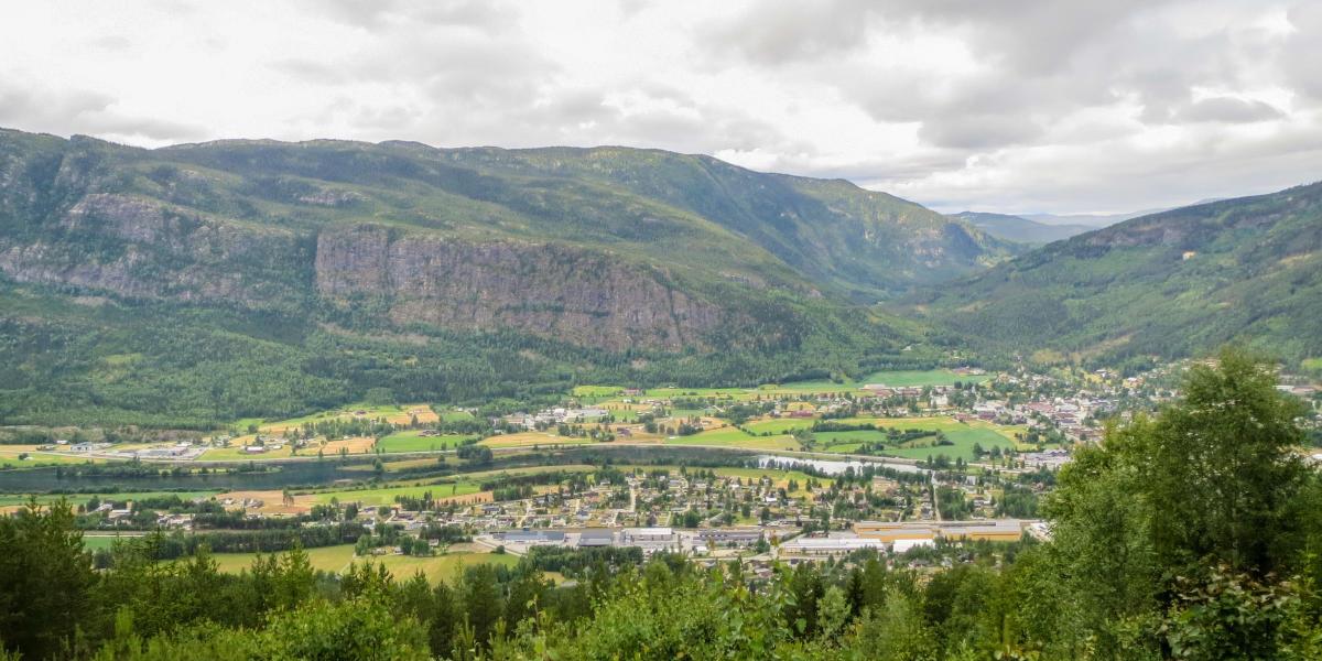 Nesbyen Utsikten