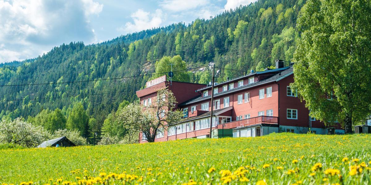 Smedsgården Hotell Nesbyen
