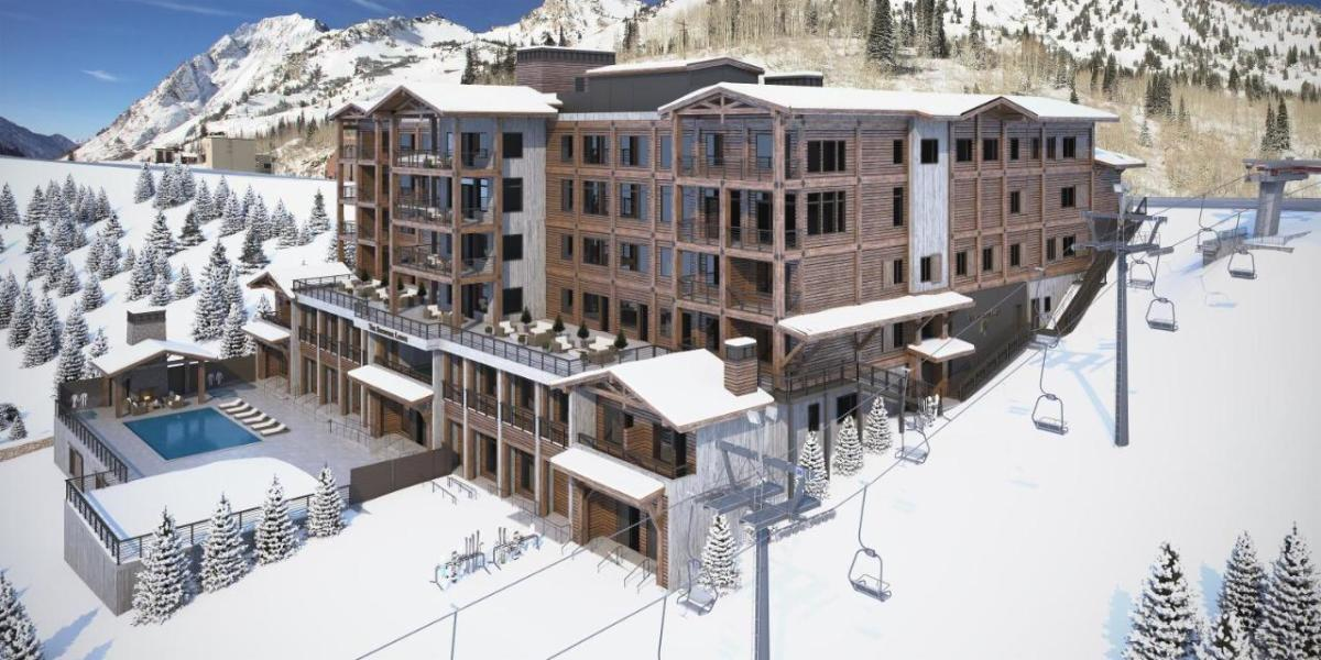 Snowpine Lodge at Alta