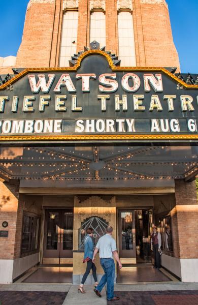 Stiefel Theatre