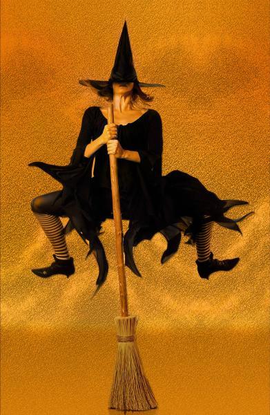 Widow's Broom 2
