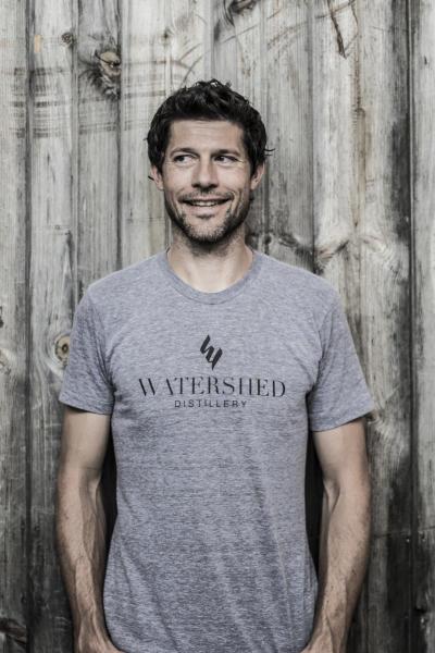 Greg Lehman of Watershed Distillery