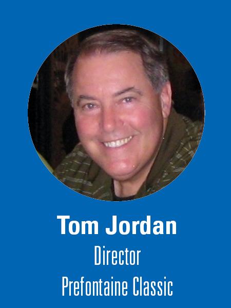 Tom Jordan Speaker