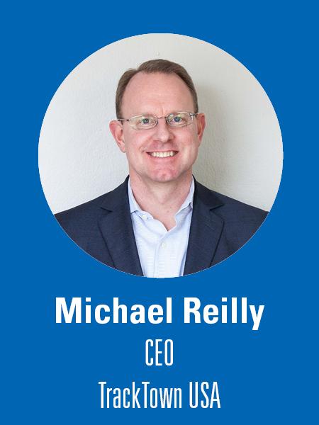 Michael Reilly Speaker