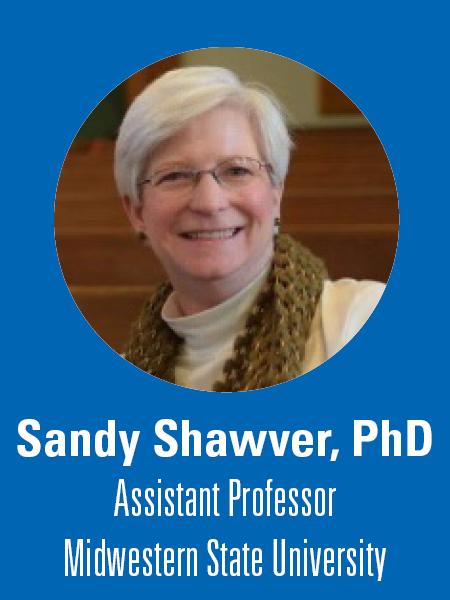 Sandy Shawver, PhD