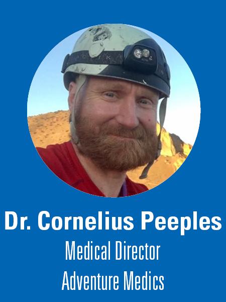 Dr Cornelius Peeples