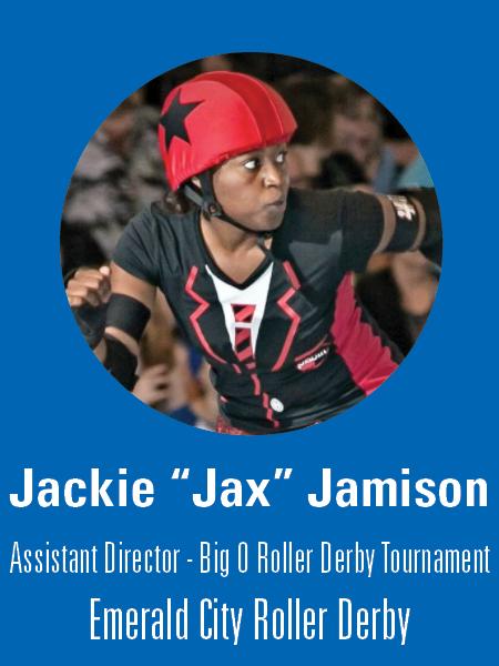 """Jackie """"Jax"""" Jamison"""