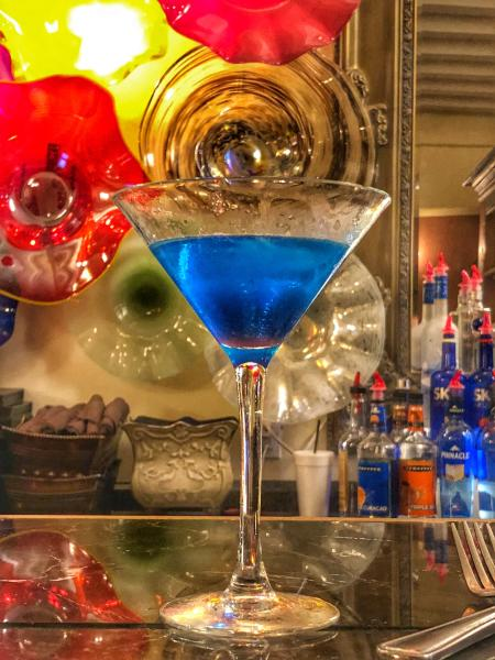 Blue Martini at Charleston Bistro | Lake Charles, Louisiana