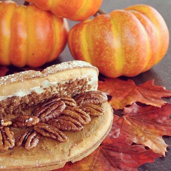 Bruxie Pumpkin Pie