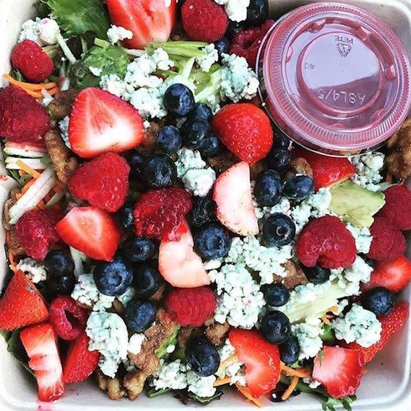 Summer Salad Bowl photo by @shackattack