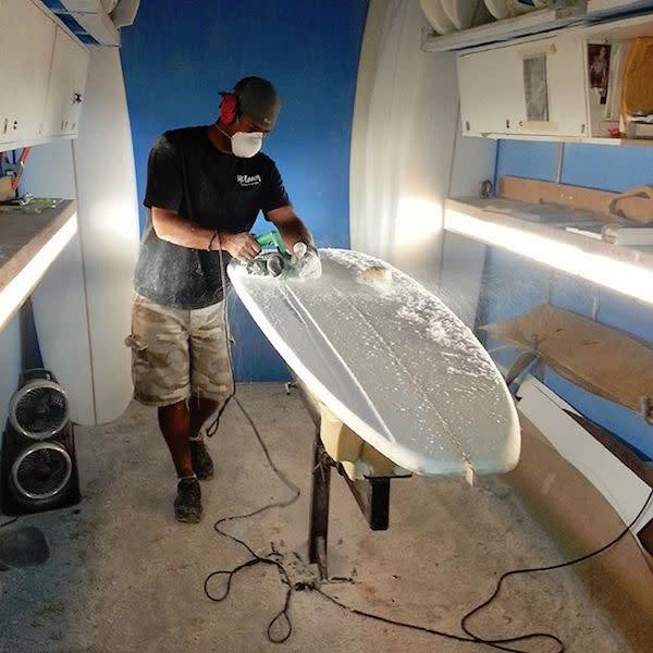 McKinnon Surfboard