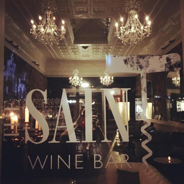 Saint Wine Bar