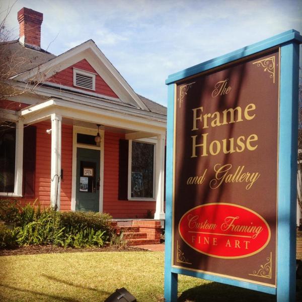 The Frame House | Lake Charles