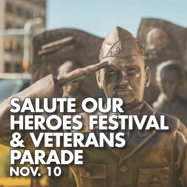 Salute our Heroes Nov. 10