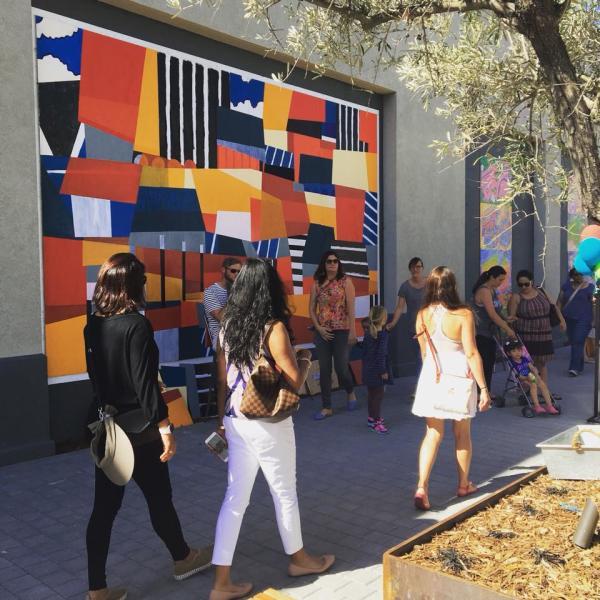 First Street Artists Alley
