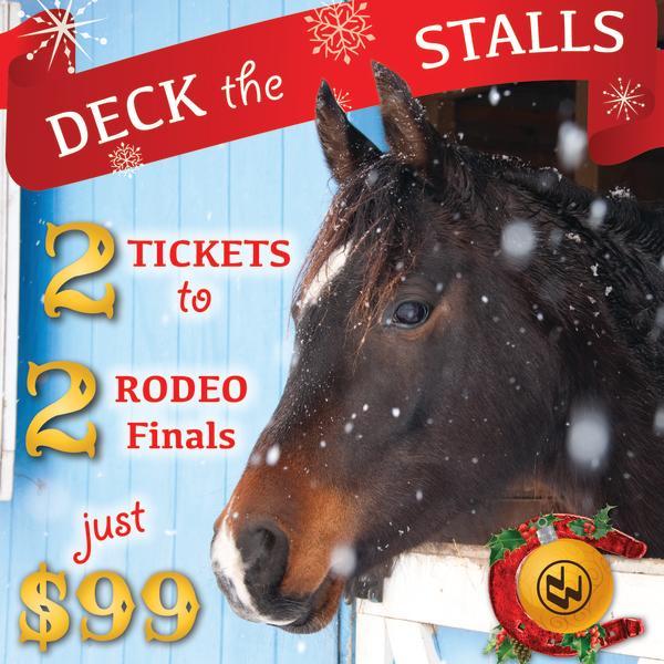 Deck the Stalls 2019 Mile High Holidays