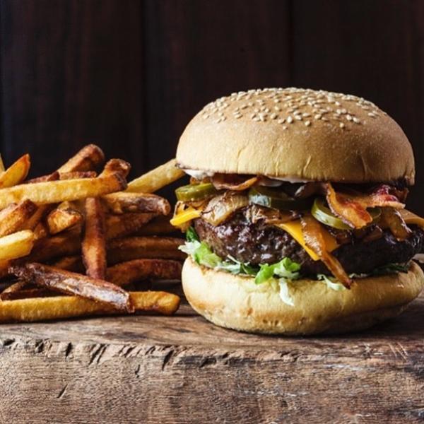 Beck's Prime Burger