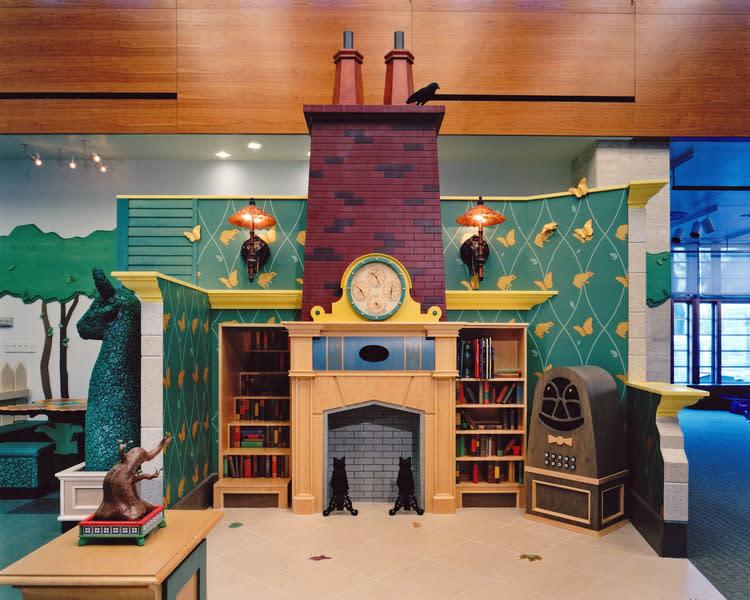 Cotsen Children's Library