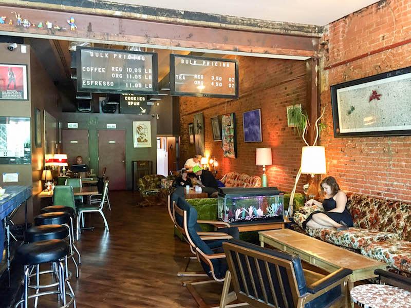 Favorite Local Restaurants - The Nucleus - Photo by: Mack John