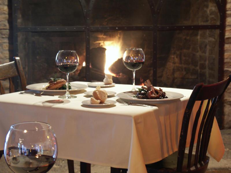 Green Gables Fireplace