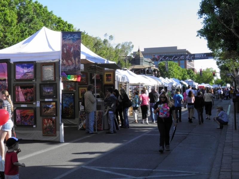 Tempe Spring Festival of the Arts