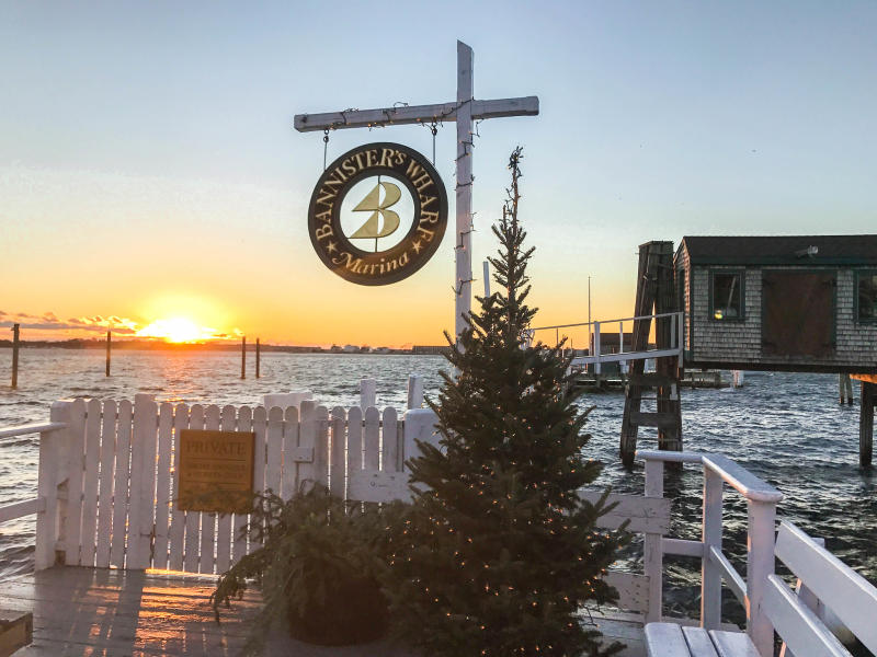 Bannister's Wharf Holiday
