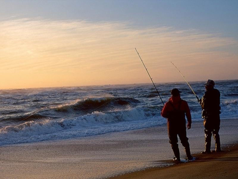 Collection Men Fishing