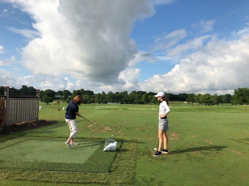 Philadelphia Cricket Club Swing