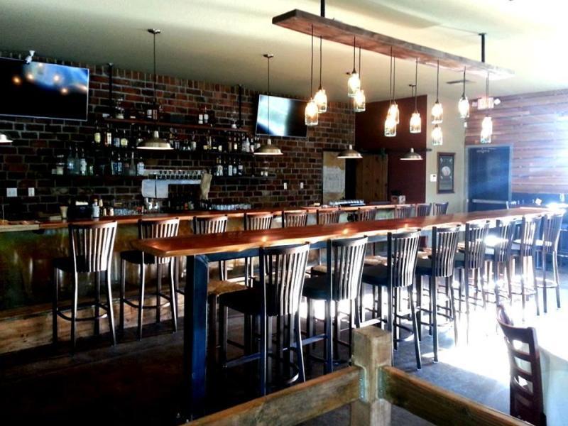 Frontier Pub Interior