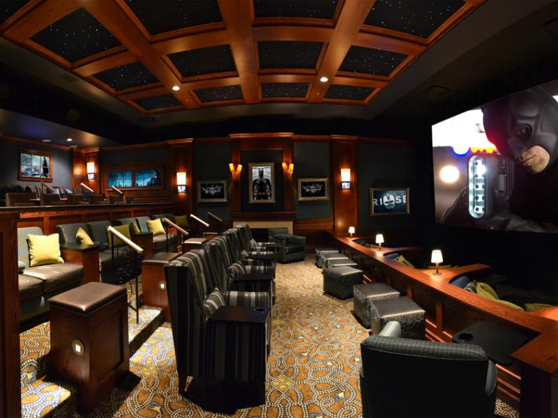 Cinetopia Parlor Theater