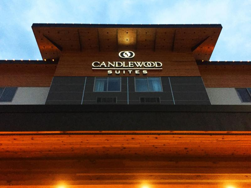 Candlewood Exterior