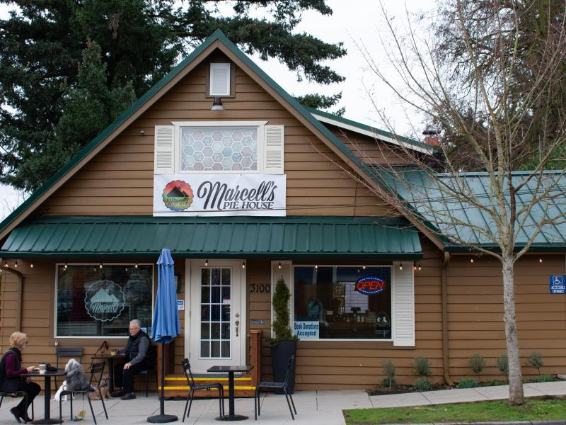 Marcell's Pie House
