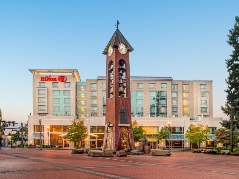 Hilton Vancouver
