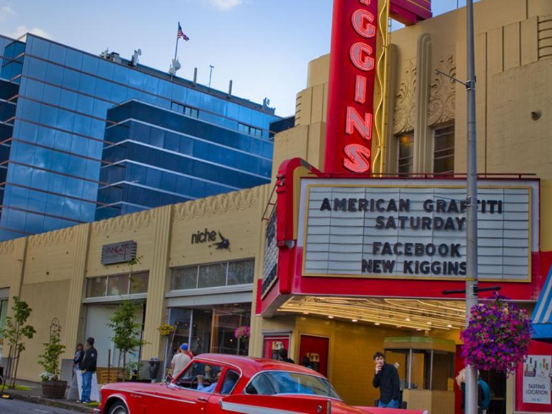 Kiggins Theatre