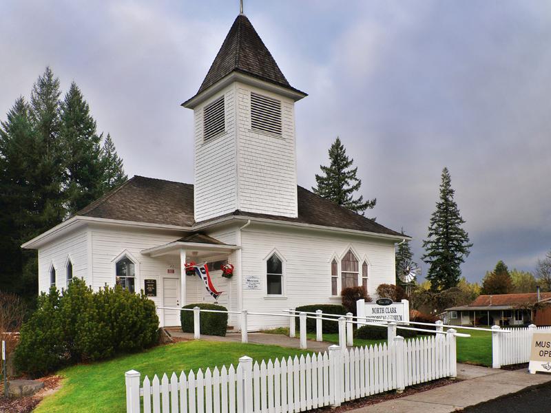 North Clark Historical Museum
