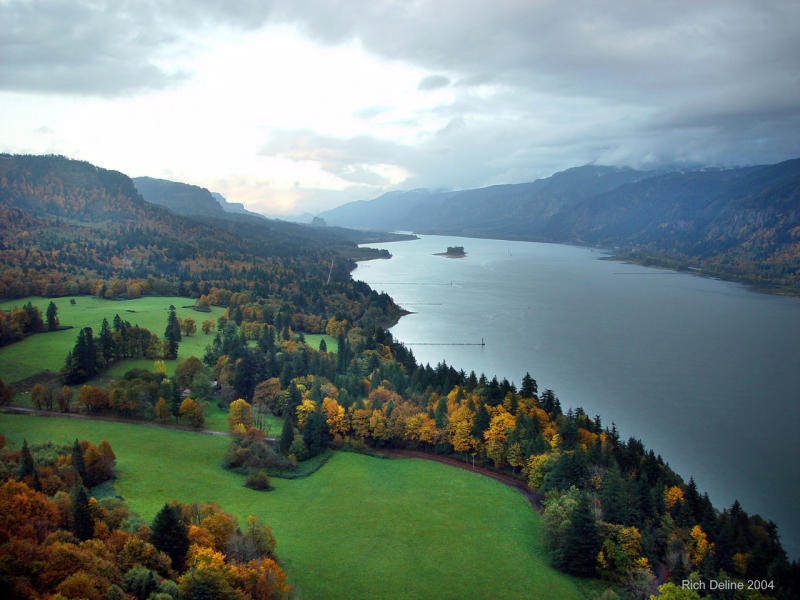 Columbia River Gorge West End Transit