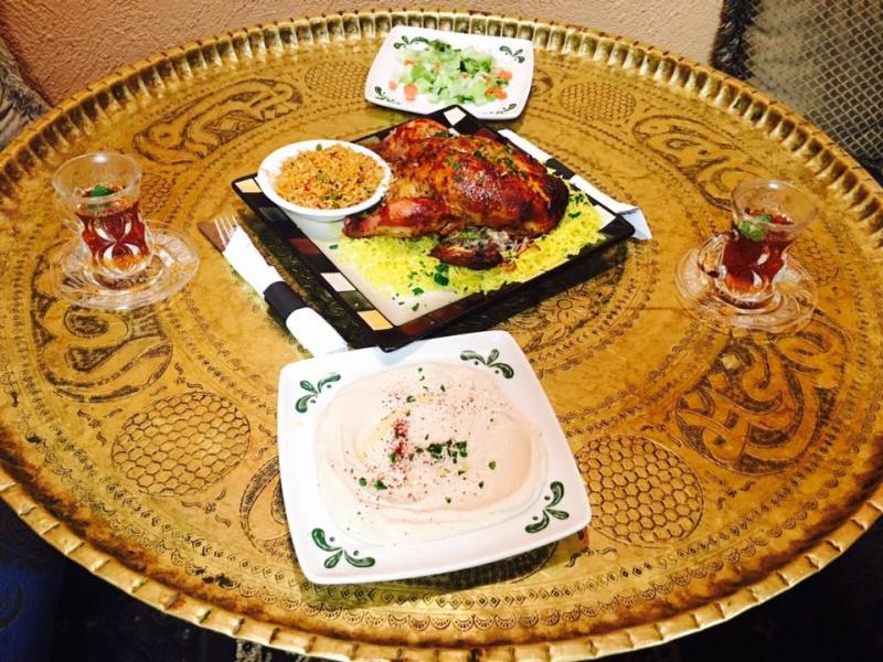 petra house food