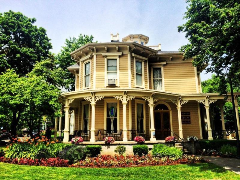 Slocum House