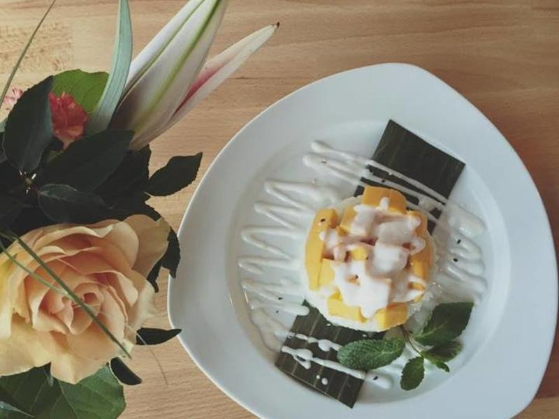 thai wok kitchen food