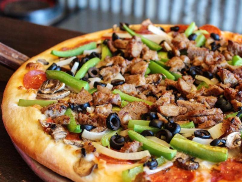 Twilight Pizza
