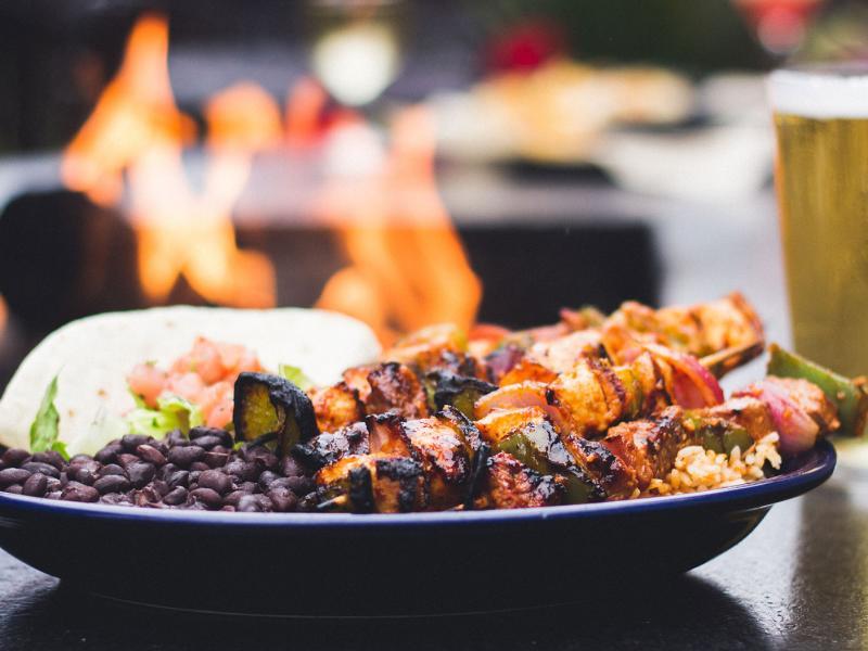 CactusYaYa food