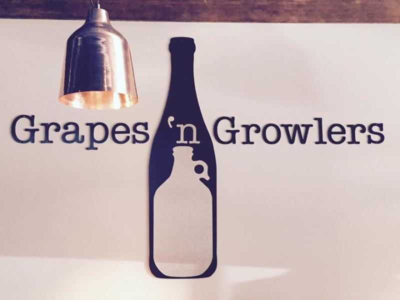 Grapes 'n Growlers