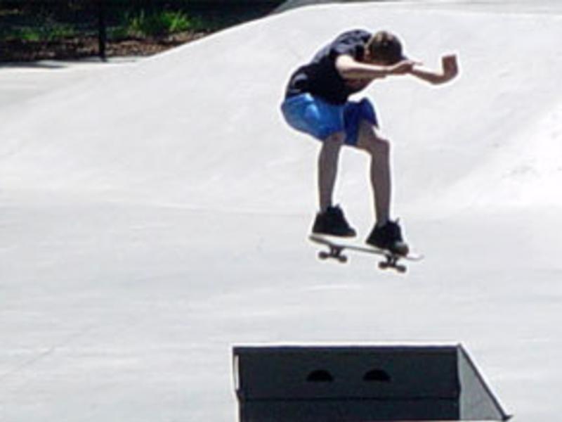 camas skate park