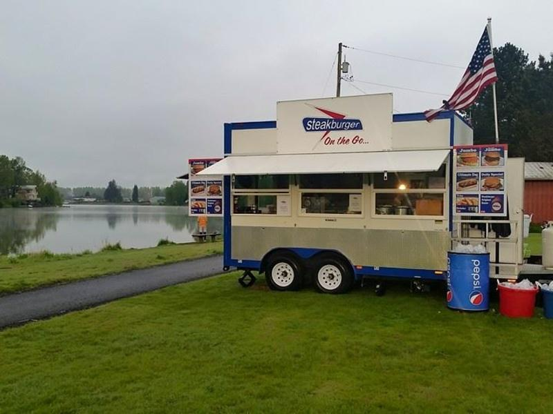 Steakburger Food Truck