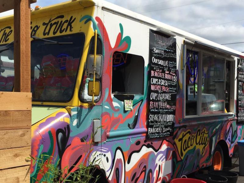 taco city truck