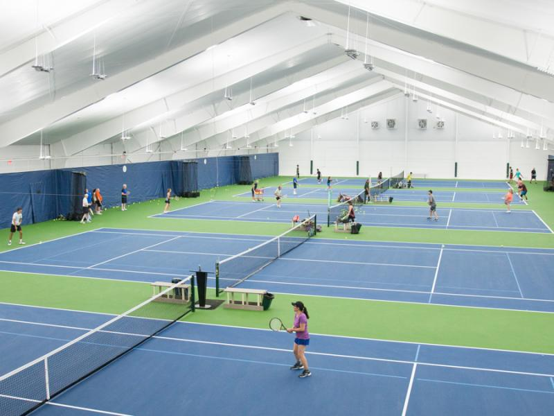 Vancouver Tennis Center 1