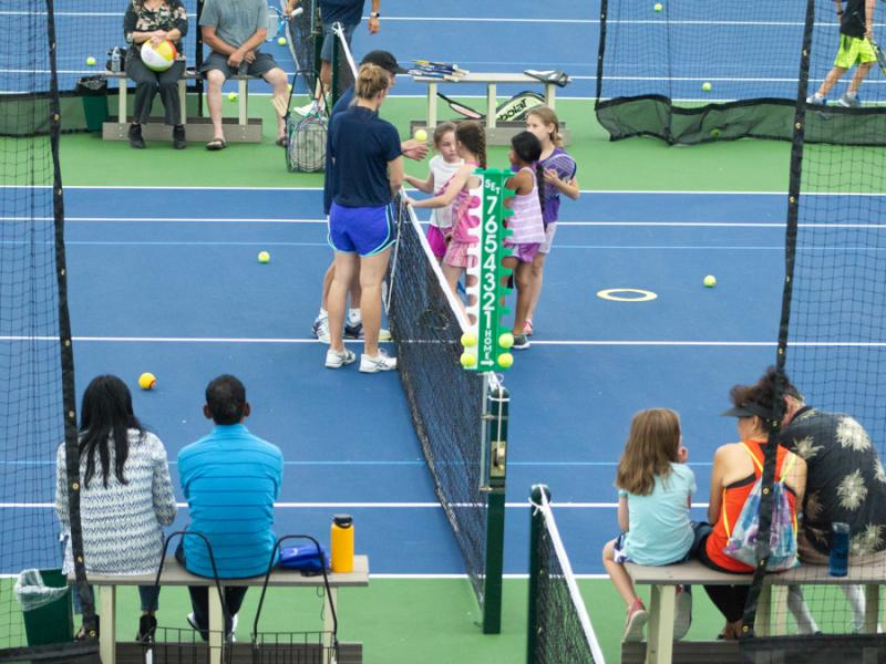 Vancouver Tennis Center 3